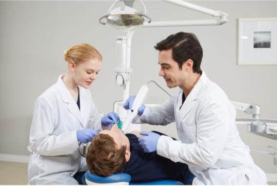 3d scanner medit i500 dental