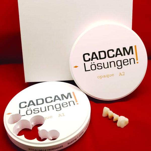 fräsrohling ronde zirkon aidite cadcamlösungen opaque 10mm 14mm 18mm 22mm 25mm