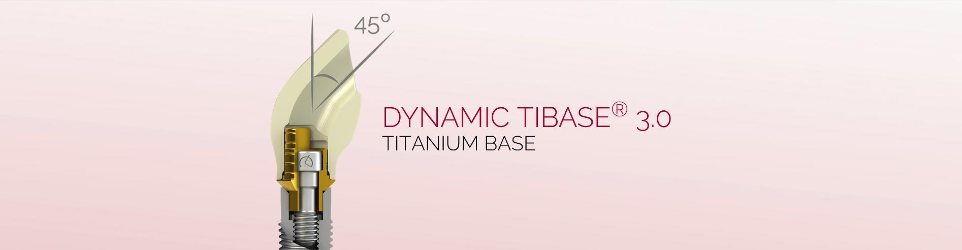 das titanium base