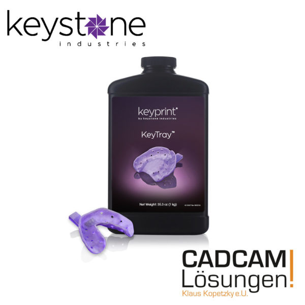 keystone keytray individueller abdruckloeffel loesungen 3d druck print copy