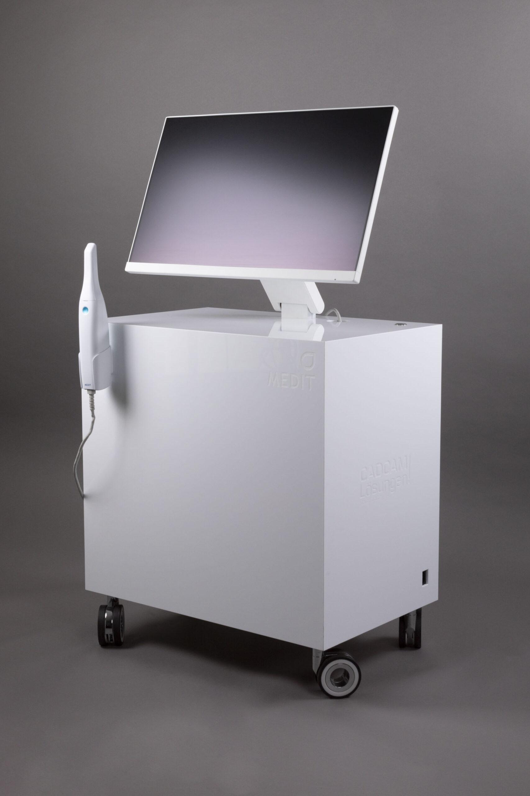 medit i500 cart variante seite intraoralscanner cadcam loesungen