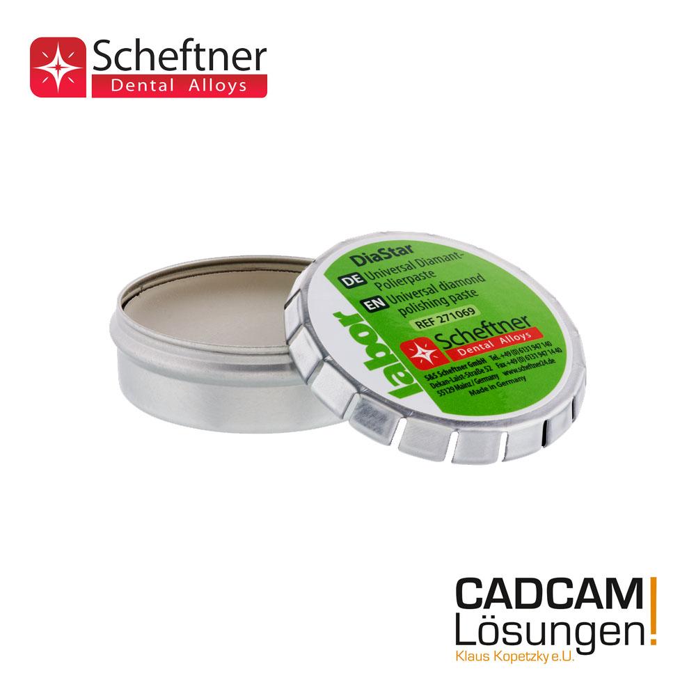scheftner diastar polierpaste cadcam lösungen